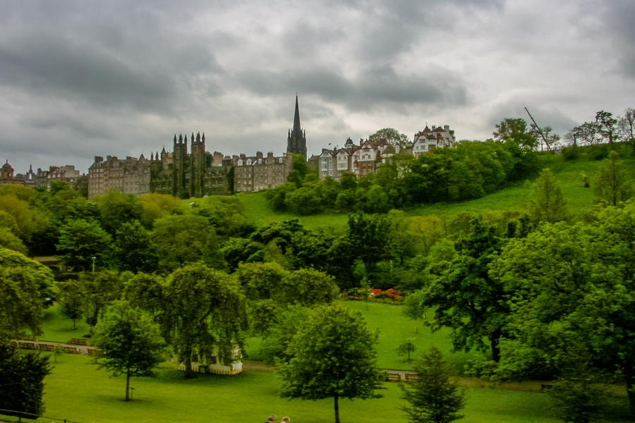 Edinburgh, Scotland • © Hobbit Hill Photography