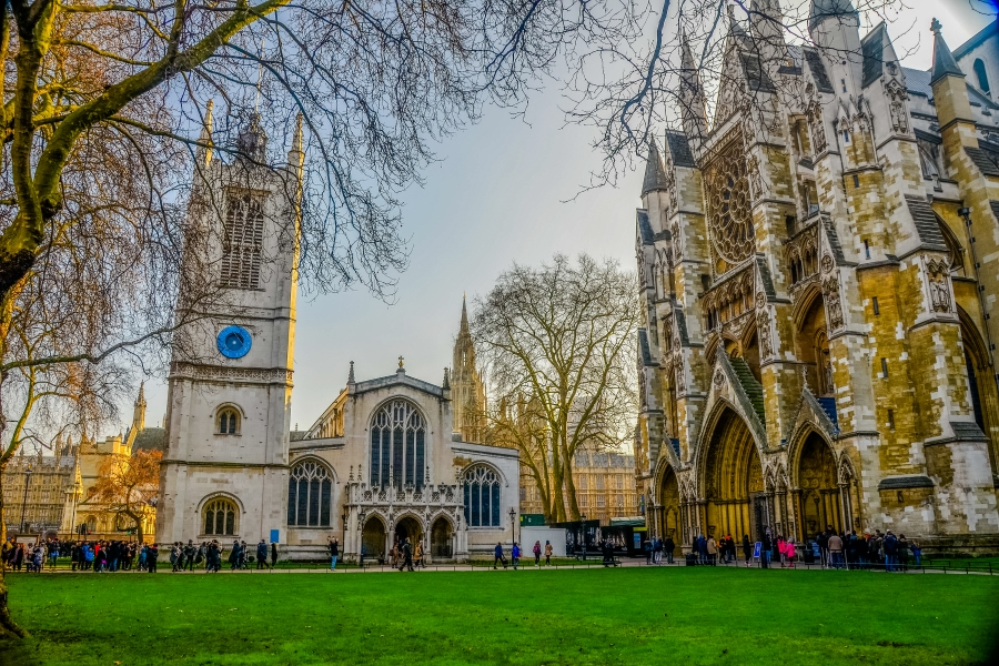 Westminster Abbey, London, England • © Hobbit Hill Photography