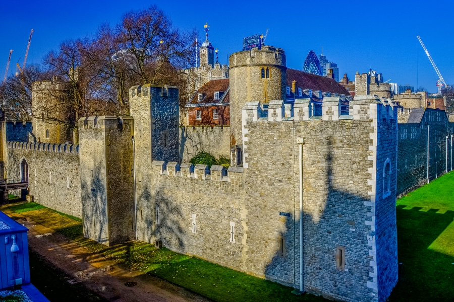 Tower of London, London, England • © Hobbit Hill Photography