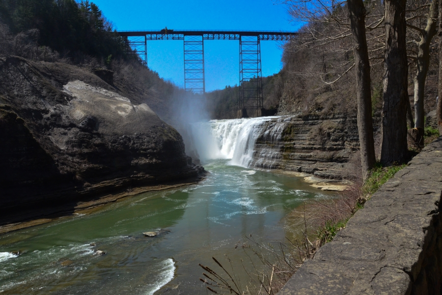 Letchworth State Park, NY • © Hobbit Hill Photography