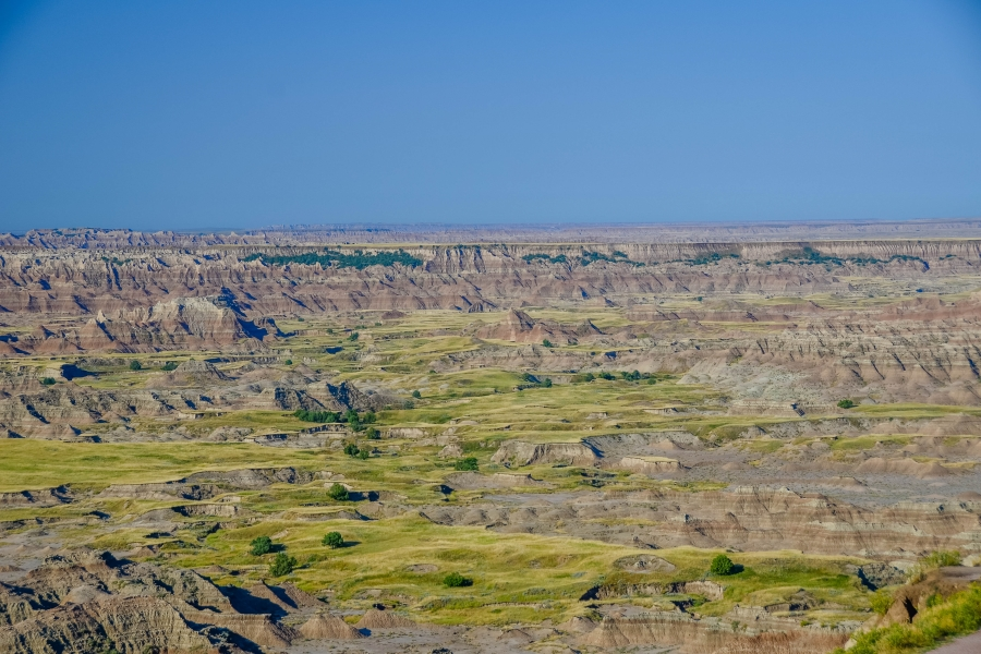 Badlands National Monument, SD • © Hobbit Hill Photography