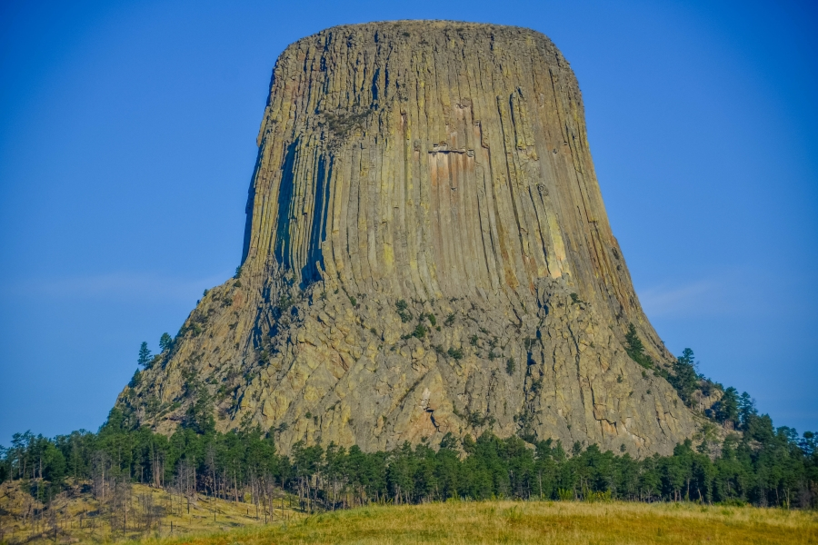Devil's Tower National Monument, WY • © Hobbit Hill Photography